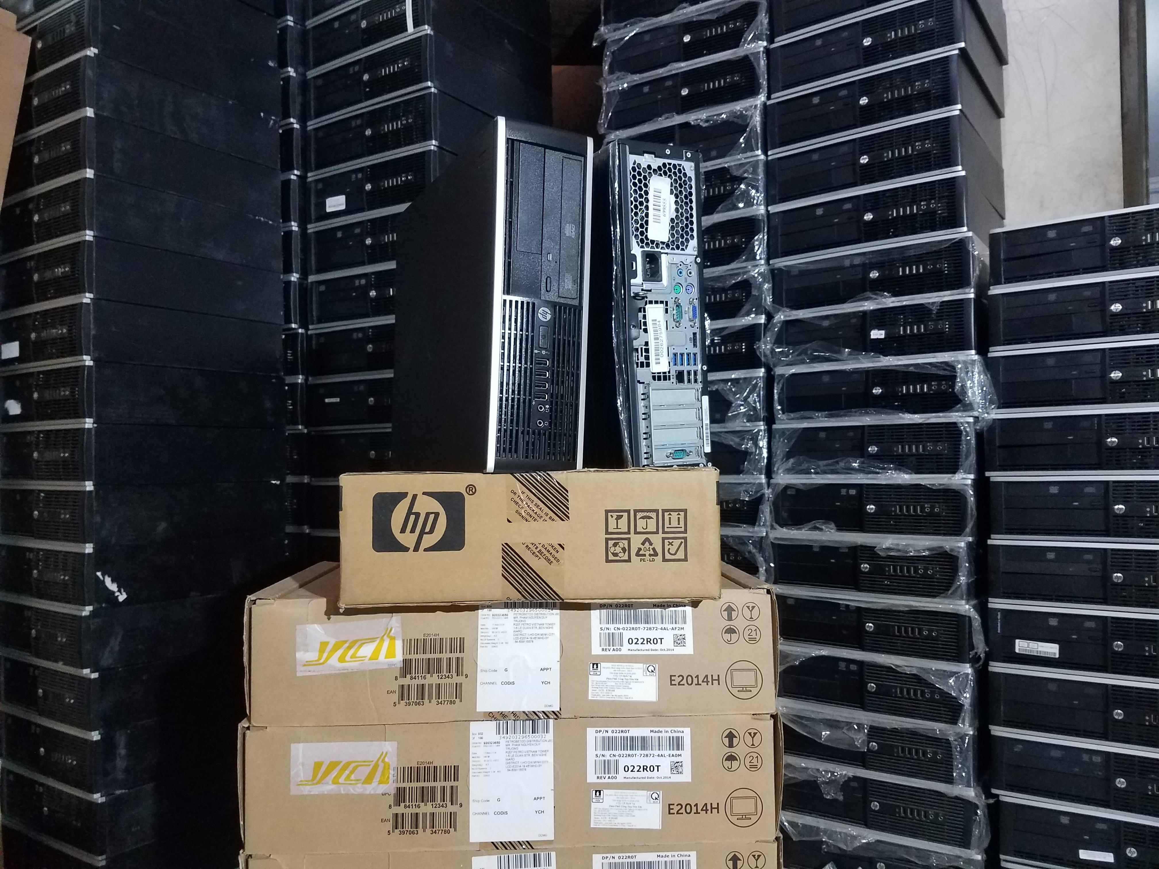 HP 6300 Pro (chíp Core i5 3470 siêu giảm giá)