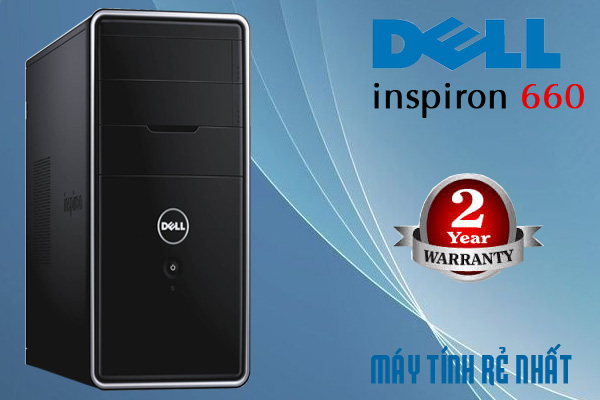 Dell Ispiron 660 (A04)