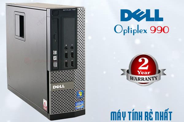 Máy đồng bộ Dell 990, Dell optiplex 990 nhập khẩu, Optiplex 990 giá rẻ