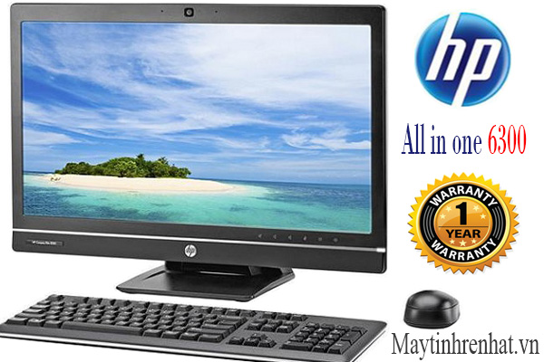 HP 6300 All in one (A02)