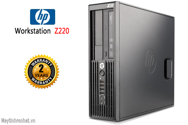 HP Workstation Z220 (A02)