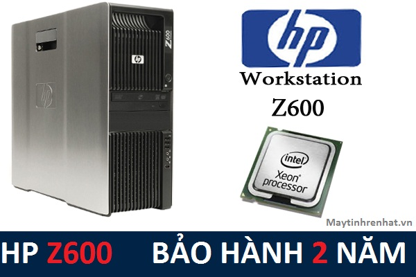 HP WorkStation Z600 (A01)